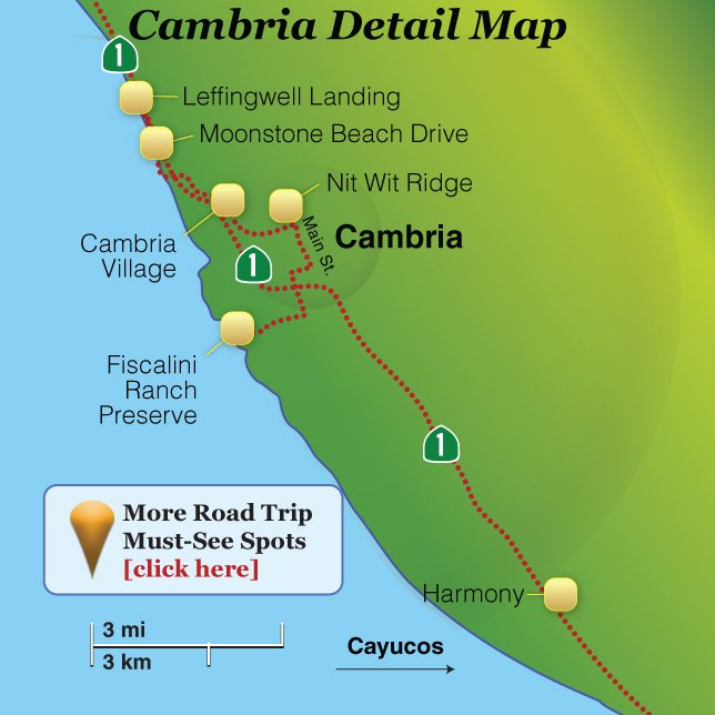 Cambria Visitor Guide