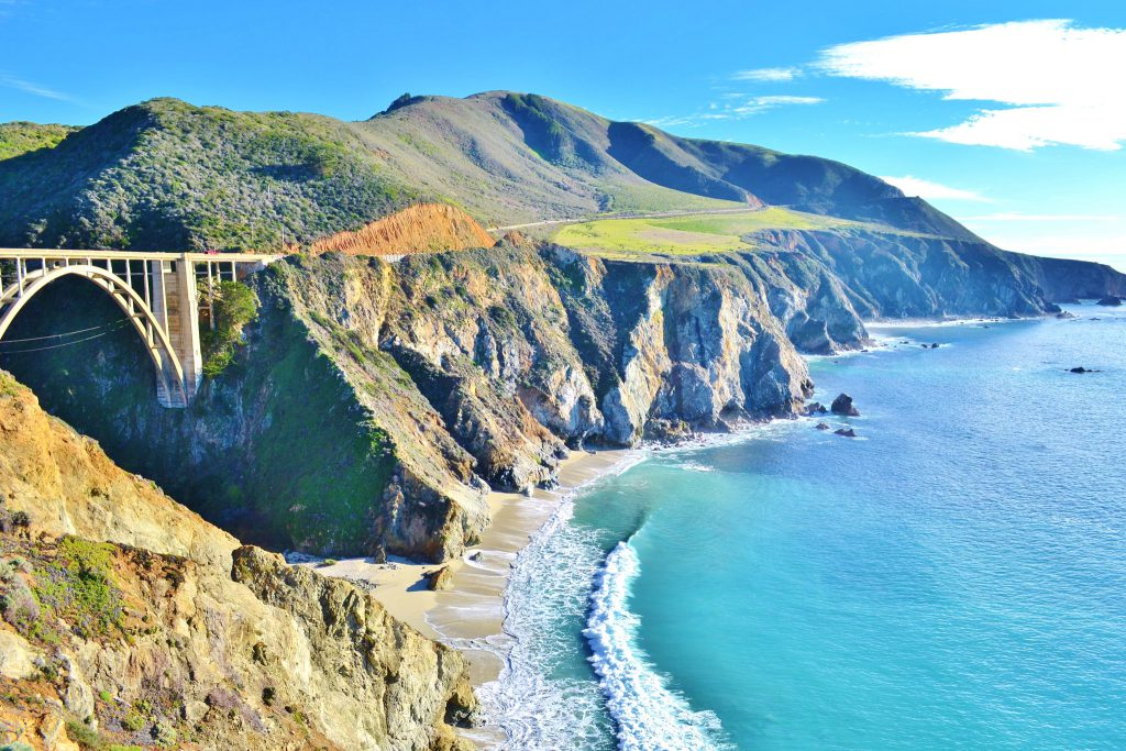 Ragged Point Bixby Bridge