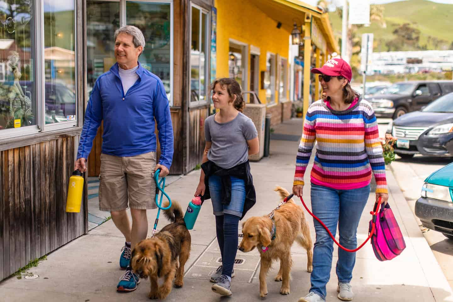Cayucos Shopping Downtown