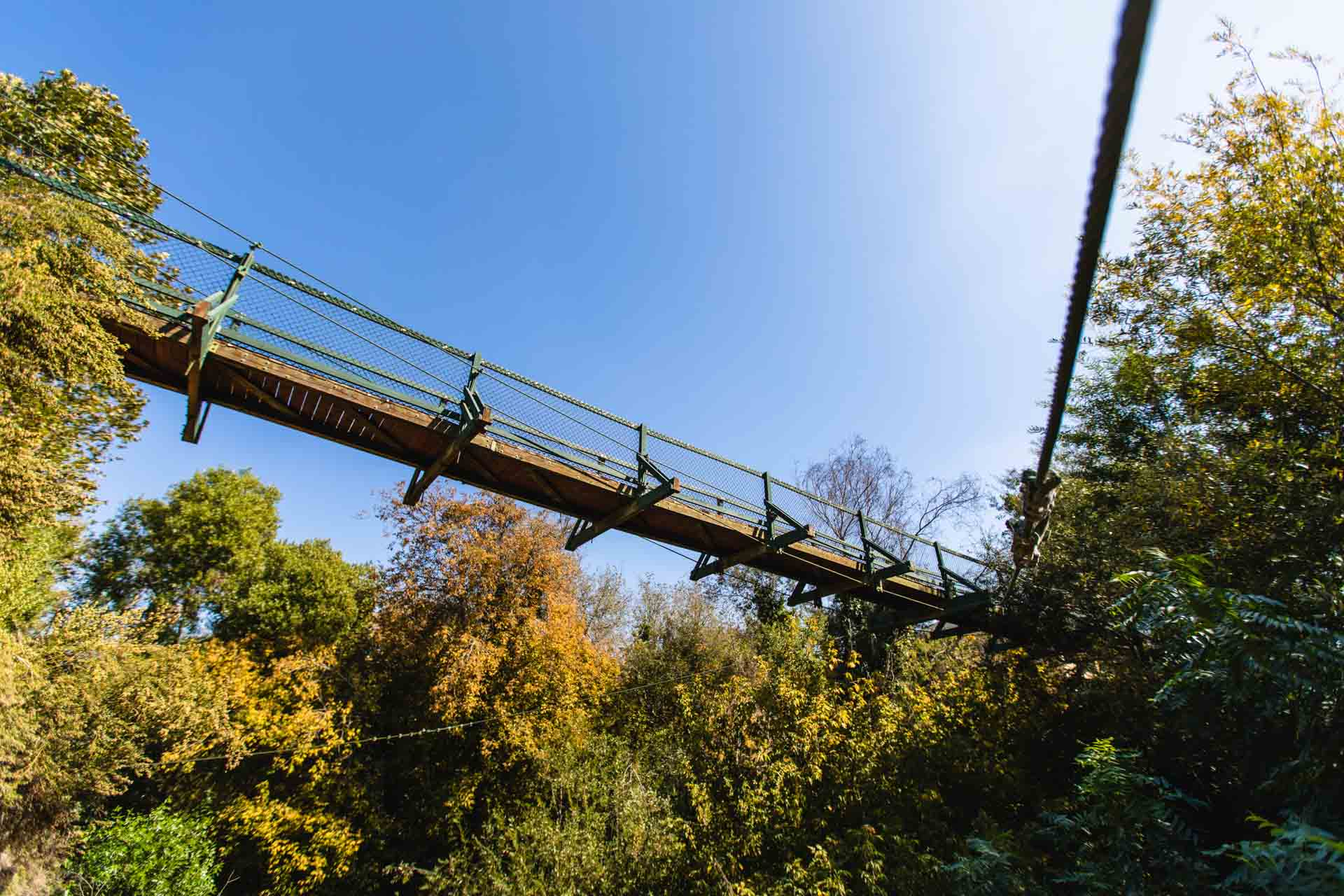 Swinging Bridge, Arroyo Grande